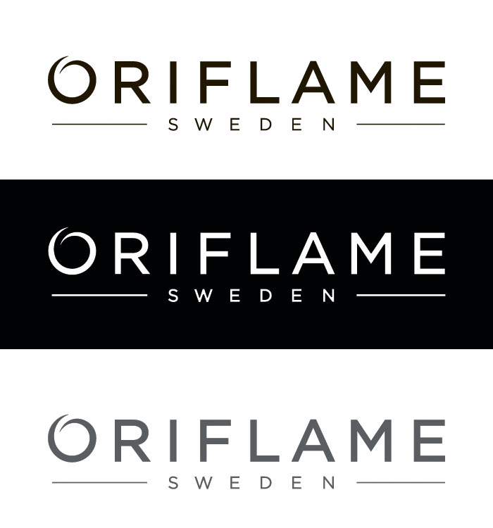 Разрешенные актуальные логотипы Oriflame
