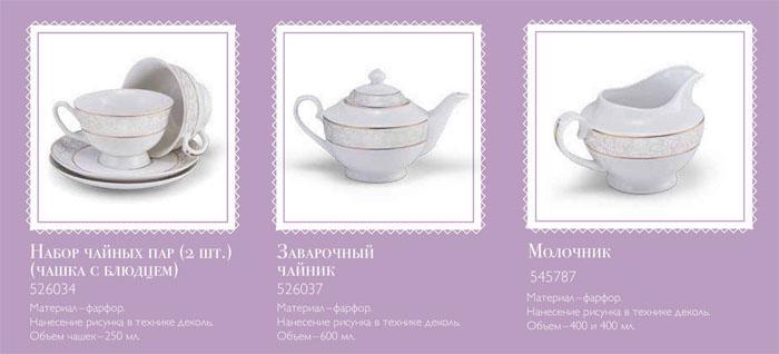 Чайная вечеринка с Oriflame продукты-участники